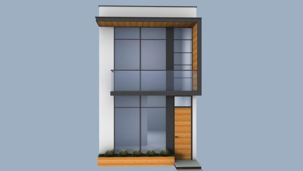 Thiết kế nhà 5x15 có gara oto tiện lợi, phù hợp nhu cầu hiện nay