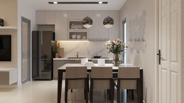 8 mẫu thiết kế nội thất chung cư giá rẻ đẹp xuất sắc