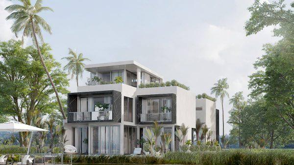 39+ mẫu thiết kế biệt thự hiện đại từ 2-3 tầng được xây nhiều nhất