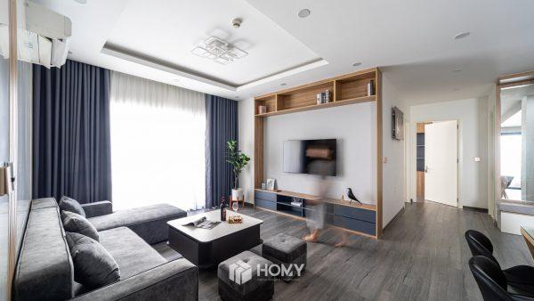 Thiết kế thi công nội thất chung cư Hồng Hà Eco City | Ảnh hoàn thiện