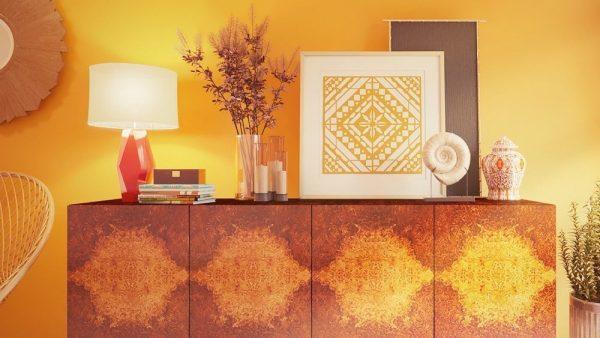 9 ý tưởng thiết kế nội thất theo xu hướng global influence